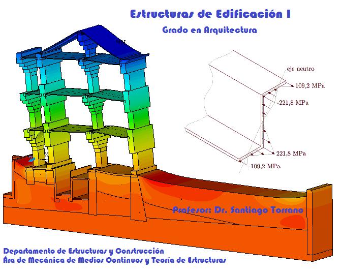 Estructuras de edificación I