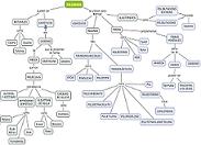 Mapa conceptual sobre polímeros